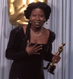 Do you remember Whoopi Goldberg hosting the Oscars?