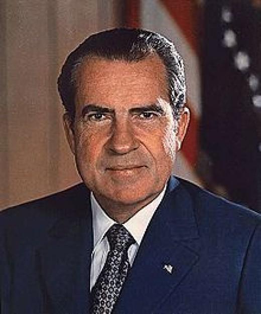 Richard Nixon was a ENTJ