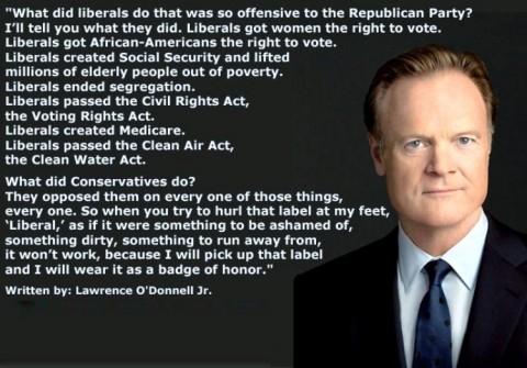 the radical liberals
