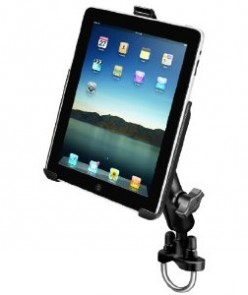 iPad Exercise Bike Mount - Ipad Fitness Cycle Holders and Cradles