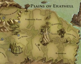 Kingdoms of Amalur Locations of Five Ancient Windstones in the Great General Quest