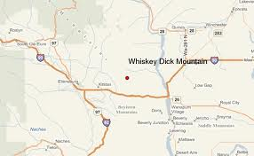 Whiskey Dick Mountain, Washington