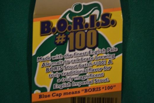 BORIS #100