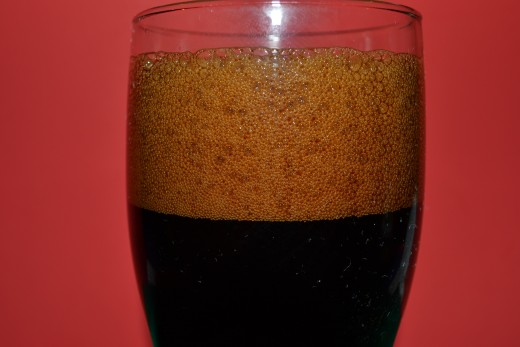 imperial stout head