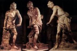 Art History Formal Analysis: Bermini Sculpture by David