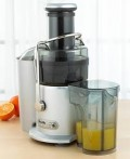 A Breville Juice Fountain Product Review: The Juice Fountain Plus