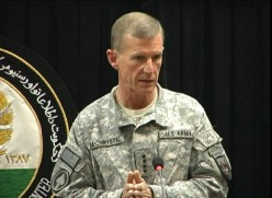 Obama as Othello: A Shakespeare Parody. Act 4 Scenes 3 & 4: General McChrystal in Rolling Stone Magazine.