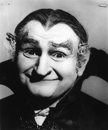 Grandpa Munster doesn't really have anything to do with Facebook, but I thought this would be an excellent way to close this hub.