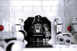 LEGO Star Wars Episode I - A New Hope, by Rob Young
