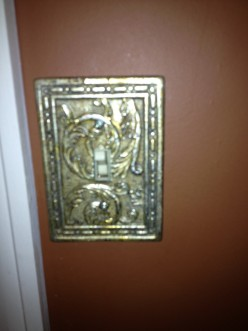New light switch and outlet covers on the cheap