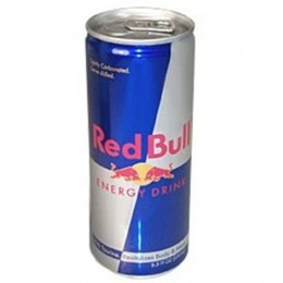 One of the more popular Energy Drinks in the world.