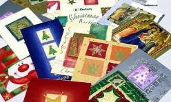 Old Cards Make Fantastic Place Cards!!