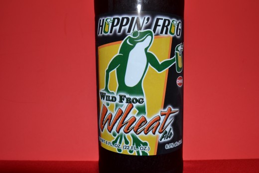 Wild Frog Wheat Ale
