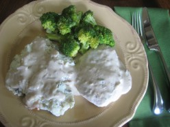 Smothered Pork Chops: a comfort food recipe