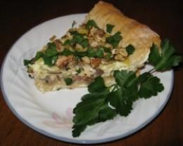 Delicious Radish Pie
