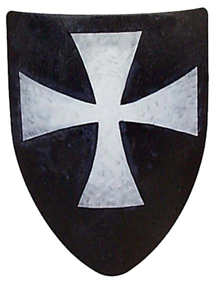 The crest of the Knights of St. John.