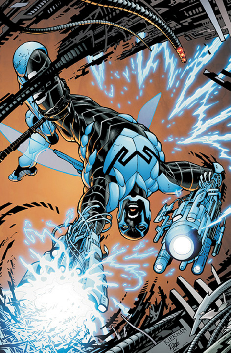 Cover of Blue Beetle vol. 1 (New 52)