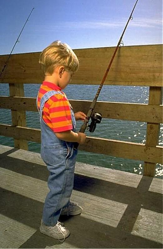 future angler...