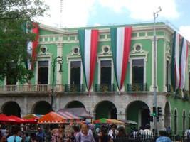 Merida Palacio Municipal