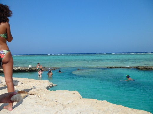 Nothing beats the privacy of Marsa Alam.