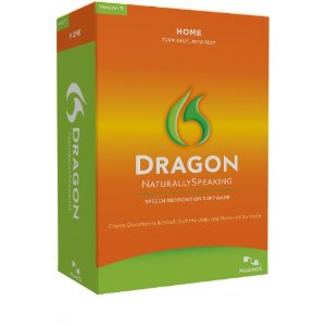 Dragon Speech Recognition Software review.
