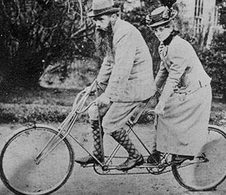 1898 duo bike