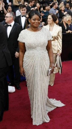 The Best Gowns at the Academy Awards 2012 Red Carpet