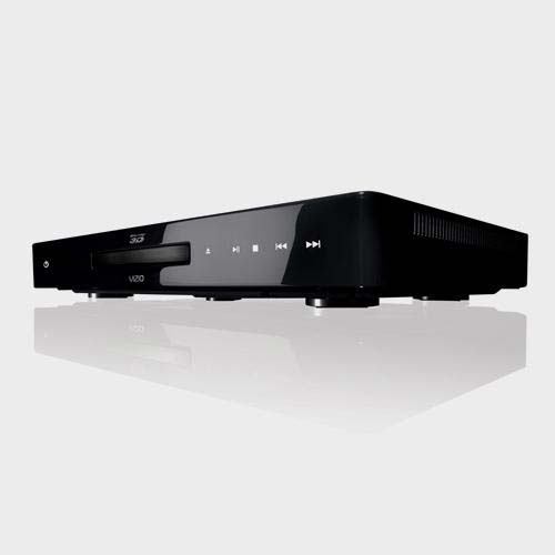 VIZIO 3D Blu-ray player with Wireless Internet Apps, VBR333 | image credit: Amazon