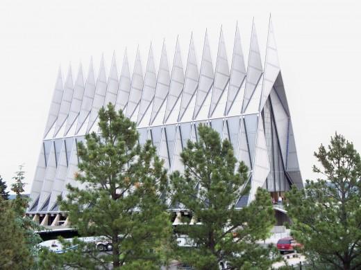 USAF Academy Chapel