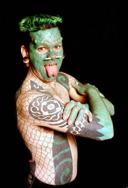 Erik Sprague - The Lizardman