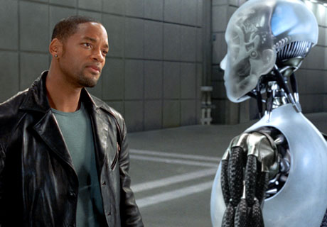 Will Smith in I Robot