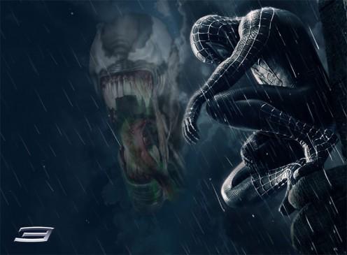 Illustration from Spider-Man 3