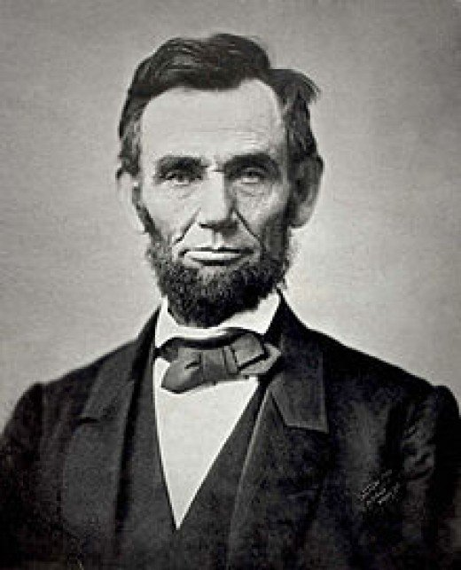 Abraham Lincoln was a INTP