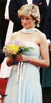 Diana the Princess of Wales was a INFP