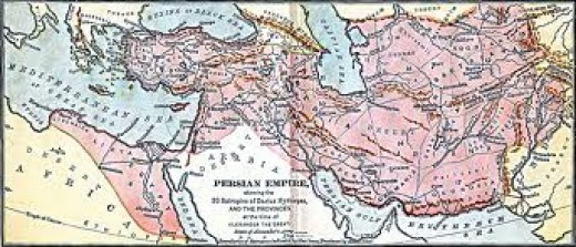 The Persian Empire During Alexander's Rule