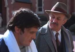 Jason Miller with Lee J. Cobb