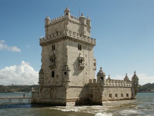 Torre de Belém | Belem Tower by ruilousao @ www.sxc.hu