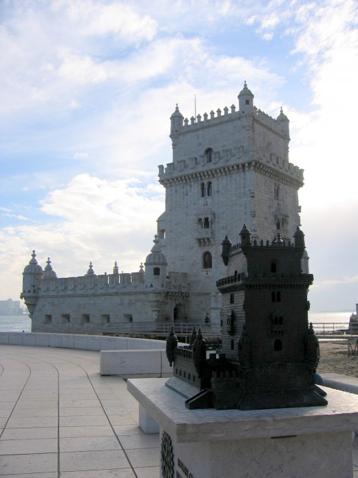 Torre de Belém | Belem Tower by kodakgold @ www.sxc.hu