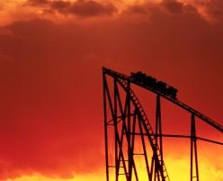 Suicide By Roller Coaster Ride