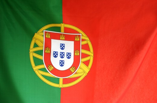 Portuguese flag by jmjvicente @ www.sxc.hu