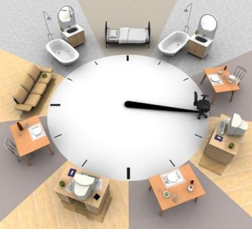 Modern body clock