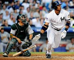 Robinson Cano leads the potent Yankee attack.