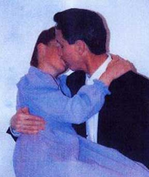 Warren Jeffs with new bride