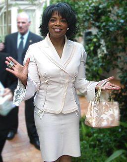 Oprah Winfrey is a INFJ