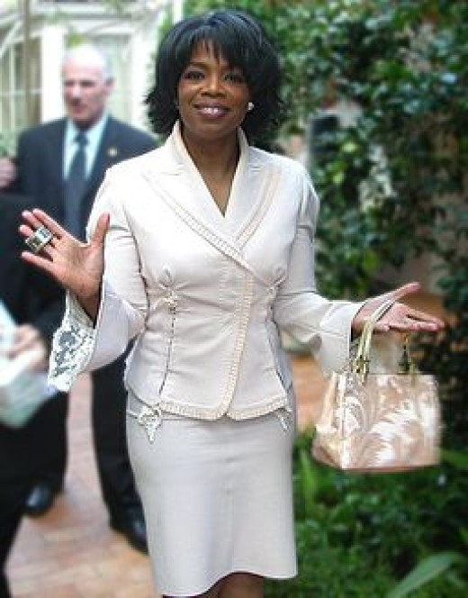 Oprah Winfrey is a INFJ