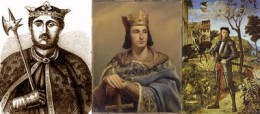 Richard The Lion Heart, & King Phillip Of France
