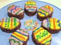 Chocolate Covered Cereal Treats Recipe for Easter!
