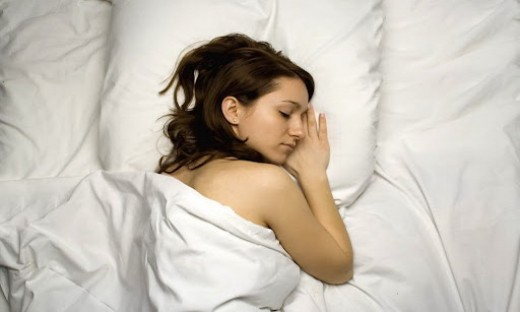 #2: Sleep for appropriate time is very essential. Lack of sleep is one of the most common causes of Bags and dark circles under the eye.