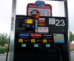 How can I find the cheapest place to buy gas?