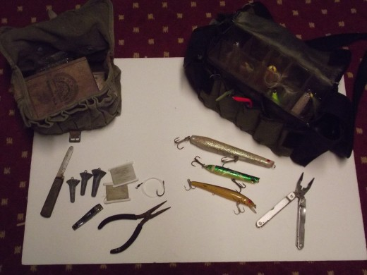 Surf bags and equipment